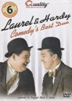Laurel & Hardy: Comedy's Best Duo [DVD]