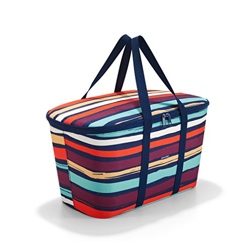 Reisenthel coolerbag Koffer, 44 cm ,20L, Artist Stripes