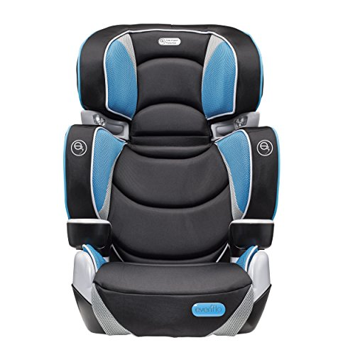 Why Should You Buy Evenflo RightFit Booster Car Seat, Capri