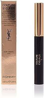 Yves Saint Laurent Couture Eye Liner 1 Noir Minimal Mat, .09 Ounce