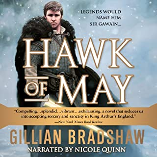 Hawk of May cover art