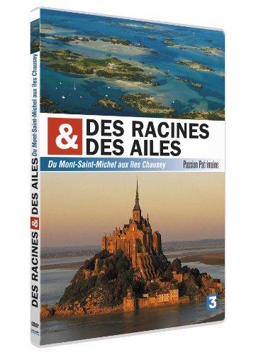 des Racines et des Ailes-Passion Patrimoine-du Mont-Saint-Michel aux îles Chausey