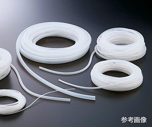 アズワン シリコンチューブ 4×8 長さ10m