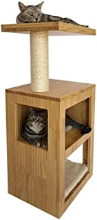 Cat Tower Popular Cat Toy Cat Tower for Indoor Cats, Cat Tree Cat House Cat Perches Platform Activity Centre Toy Climber C...
