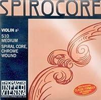 CUERDA VIOLIN - Thomastik (Spirocore/S10) (Metal/Cromo) 2ェ Medium Violin 4/4