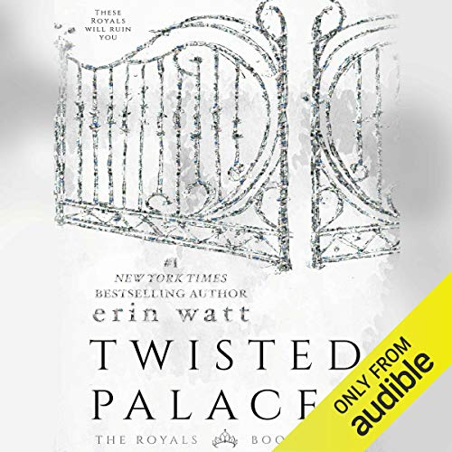Page de couverture de Twisted Palace