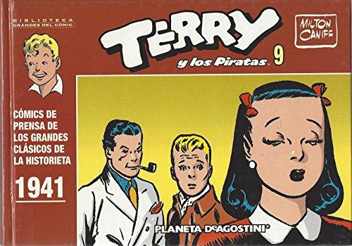 Biblioteca Grandes del Comic Terry y los piratas nº 09/16