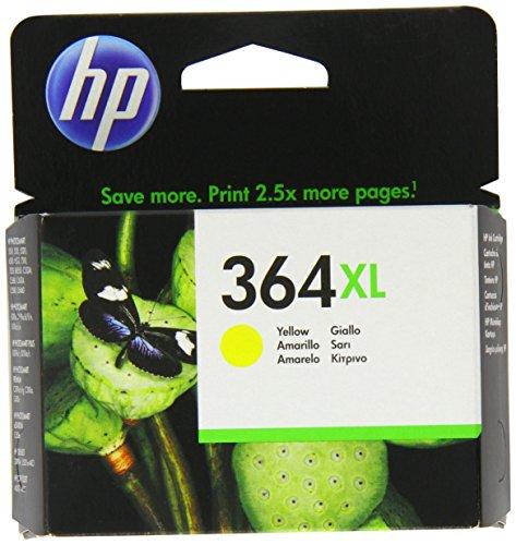HP Nr. 364X L cb325e Druckerpatrone Hohe Kapazität Tintenpatrone, gelb