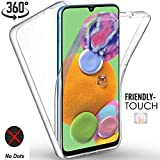 DN-Alive Front and Back Case For Samsung Galaxy A90 5G