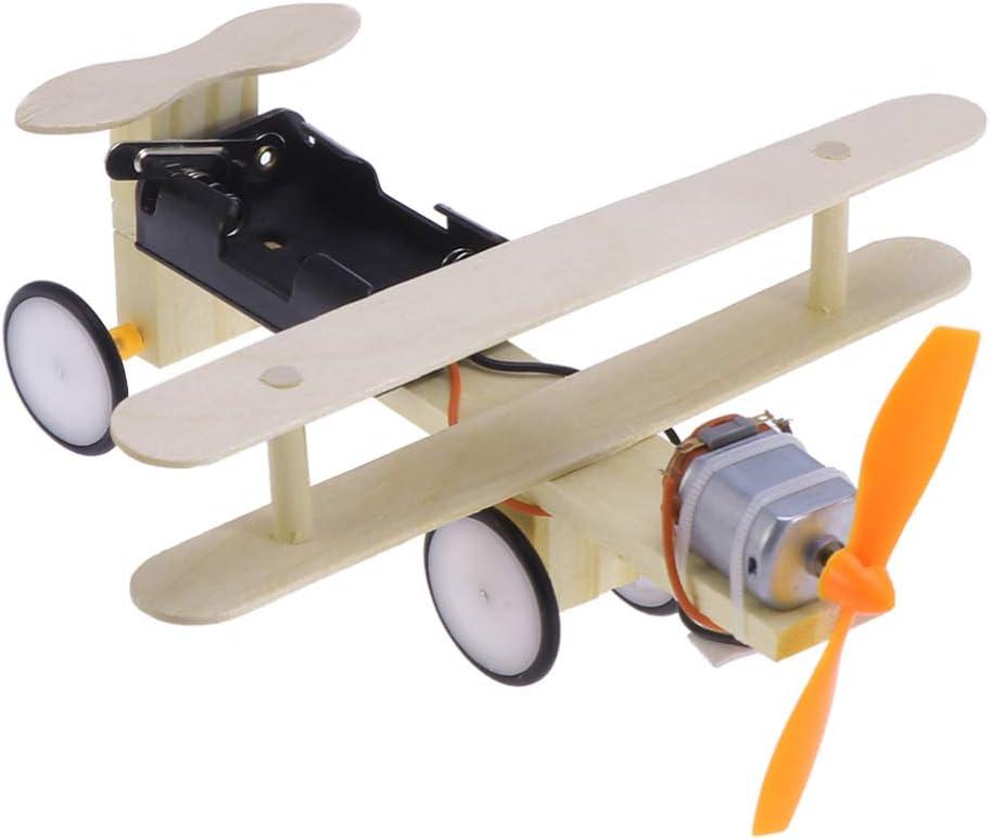 Tomaibaby Building Airplane Wooden Glider Under blast Sale SALE% OFF sales D Kit Kits Craft