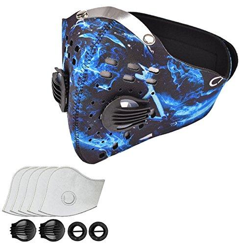 Masque Anti-Pollution de Juda