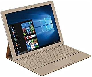 "Samsung Galaxy TabPro S 12"" Full HD+(2160x1440) High Performance Touchscreen Convertible 2-in-1 Laptop, Intel Core M3, 8GB RAM, 256GB SSD, Win10, Gold"