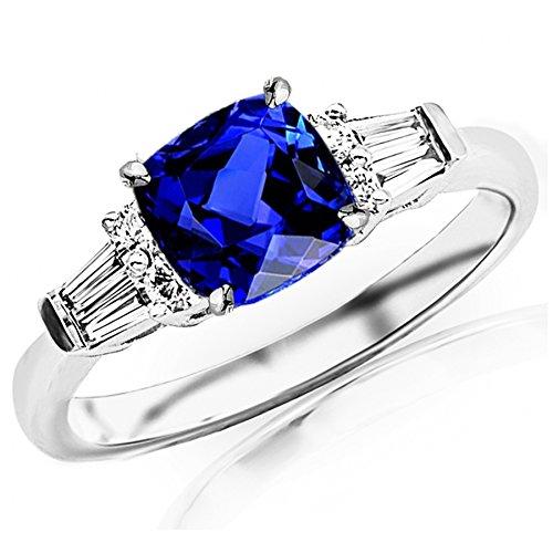 0.85 Ct Tw Round Diamond - 1