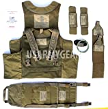 SDS BAE New Releasable Body Armor Vest Systems RBAV-SF Ranger + Accessories
