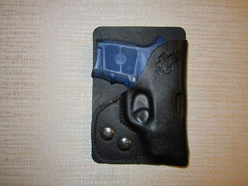 S&W Bodyguard 380 & M&P BG 380 with Lasers, Left Hand Wallet & Pocket Holster