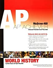 AP Achiever (Advanced Placement* Exam Preparation Guide) for AP World History (College Test Prep) 3rd (third) Edition by Grupe, Dixie, Reynolds, Sigrid [2006]