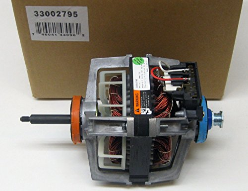 Dryer Motor for Whirlpool, Maytag, Magic Chef, AP4043081, PS2036417, 33002795