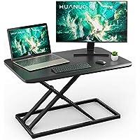 HUANUO Height Adjustable Stand UP Desktop Riser