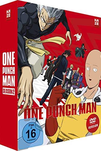One Punch Man - Staffel 2 - Vol. 1 - [DVD] mit Sammelschuber