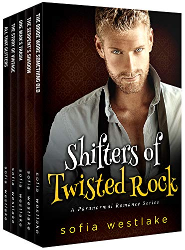 Shifters of Twisted Rock: A Paranormal Romance Series
