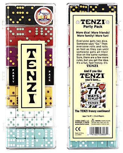 TENZI Party Pack