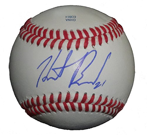 Heath Bell MLB San Diego Padres Hand Signed Baseball