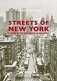 Streets of New York: L'histoire du rock dans la Big Apple (MUSIQUES) (French Edition)