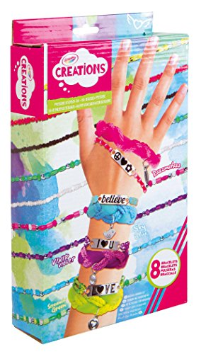 CRAYOLA 26211 - Creations, Braccialetti dell'Amicizia, Multicolore
