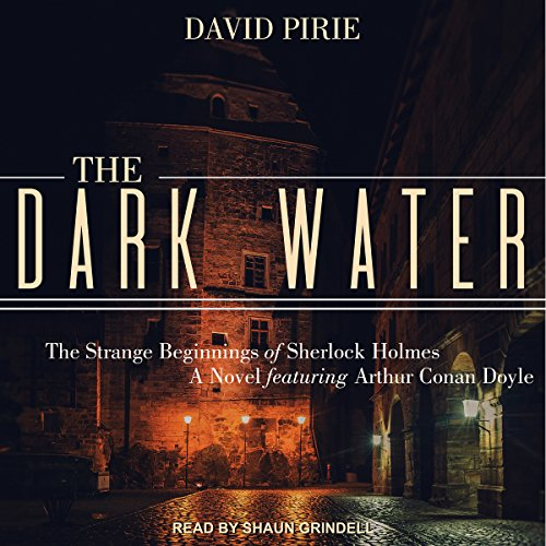 The Dark Water audiobook cover art