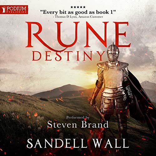 Couverture de Rune Destiny