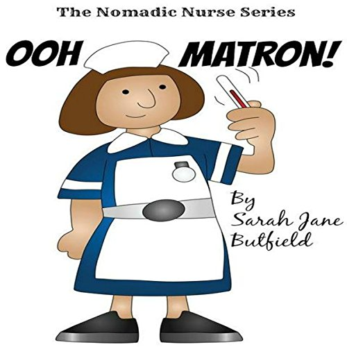 Ooh Matron! audiobook cover art