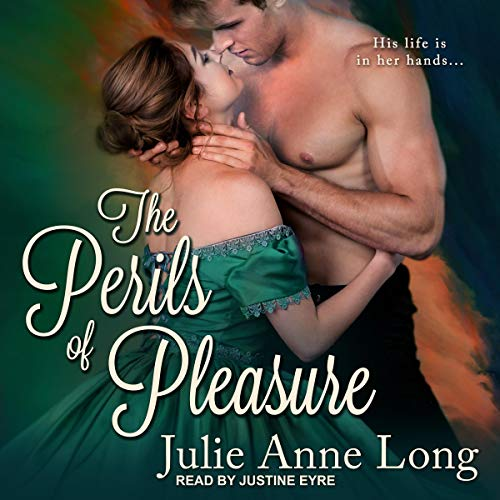 The Perils of Pleasure audiobook cover art