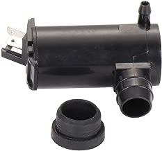 Windshield Washer Pump Motor Replacement fit for 1994-2007 Honda Accord 1988-2004 Honda Civic 2003-2011 Honda Element 2000-2005 Honda Odyssey 2003-2004 Honda Pilot 89001132