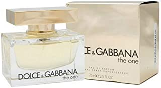 Dolce & Gabbana The One By Dolce & Gabbana For Women. Eau De Parfum Spray 2.5 Fl Oz