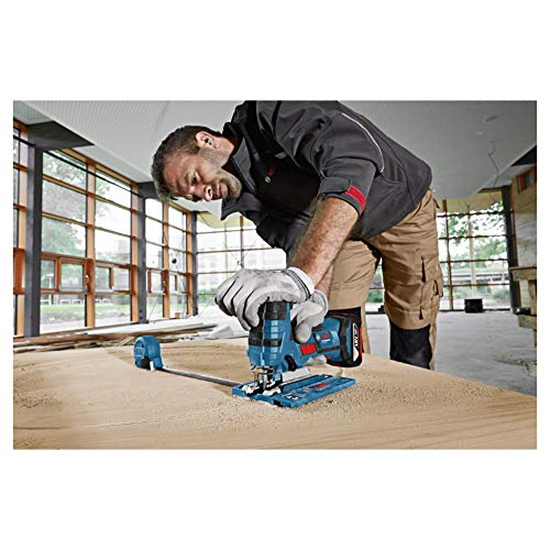 Product Image 6: Bosch Professional Gst 18 V-Li S Cordless Jigsaw (Without Battery And Charger) - L-Boxx