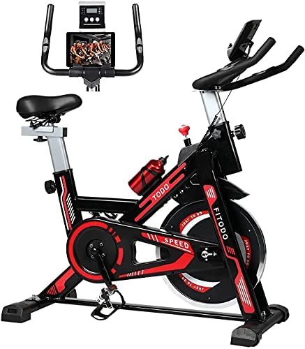 [Amazon.ca] TODO Exercise Bike Stationary Indoor Cardio Training Cycling Bike with LCD Monitor $220 (Reg $330)
