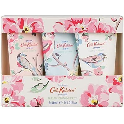Cath Kidston Hand Cream Trio, 3 x 30ml from Heathcote & Ivory
