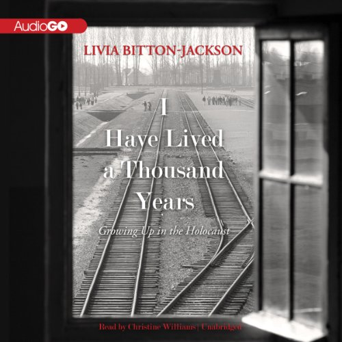 I Have Lived a Thousand Years audiobook cover art