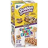 A Product of Golden Graham and Cinnamon Toast Crunch Treat Bars (30 ct.)