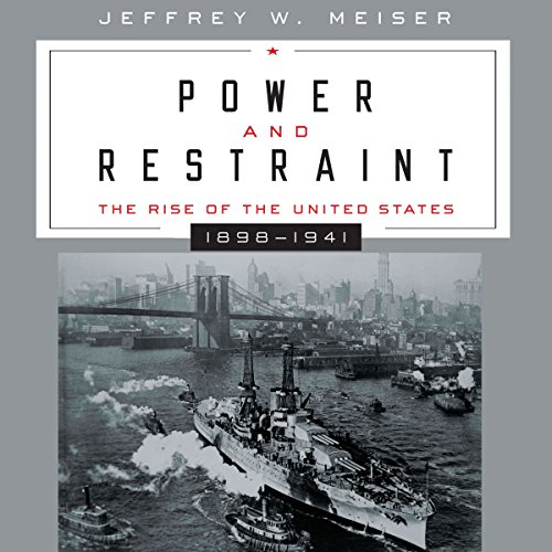 Power and Restraint  By  cover art