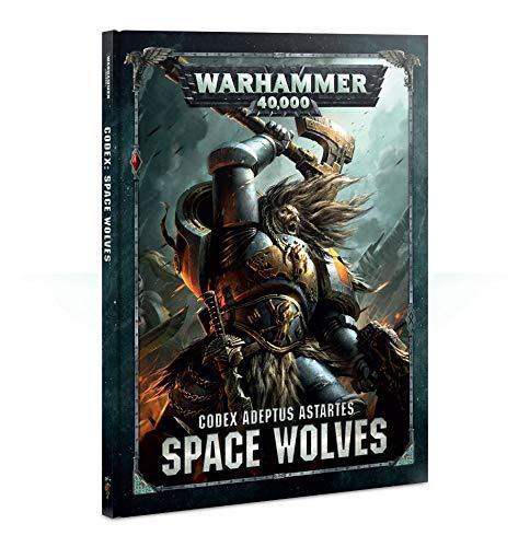 Unbekannt Warhammer 40k Codex: Space Wolves (HB) (DE) 8. Edition