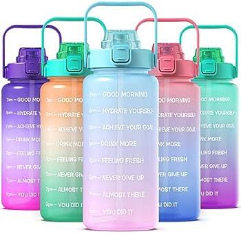 Kmybax 64-oz. Water Bottle