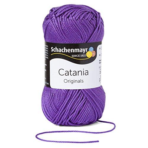 Schachenmayr 9801210-00113 Handstrickgarn, violett, 11,5 x 5,2 x 6 cm