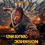 Dwayne Johnson Calendar 2022: OFFICIAL TV series & movie films calendar 2022. Calendar planner
