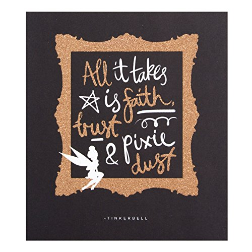 Hallmark Classic Disney Quote Card Tinkerbell - Small (Old Model)
