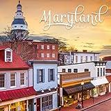 Maryland Calendar 2022: Calendar 2022 with 6 Months of 2021 Bonus