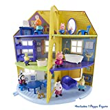 Peppa Pig 06384 Peppa's Family Home Playset Juego de casa Familiar,...