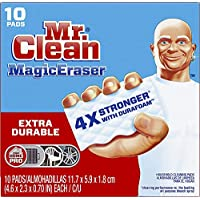 10-Count Mr. Clean Magic Eraser Extra Durable Cleaning Pad