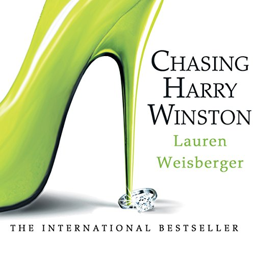 Chasing Harry Winston cover art
