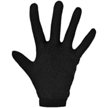 SIX2 Sottoguanti Merinos Carbon Underwear Wool Grey-S//M Unisex Adulto